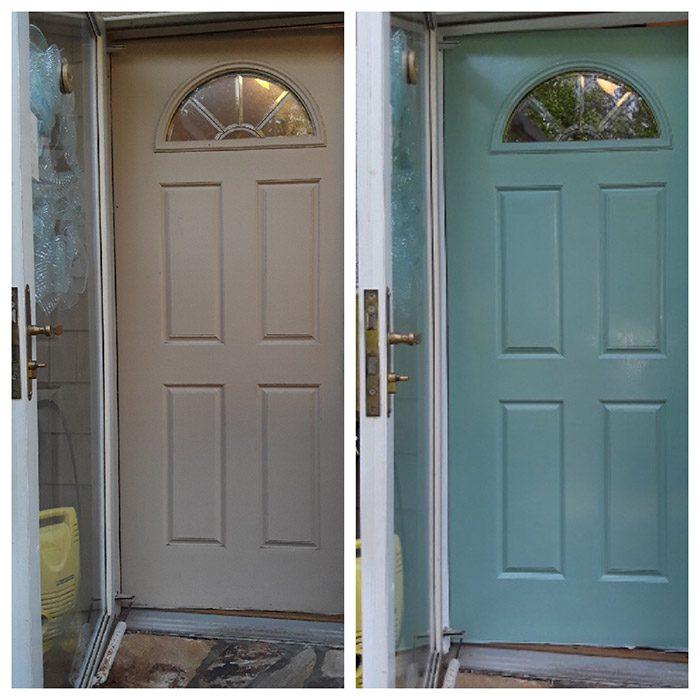 Carrie's Creations Front Door Paint Special